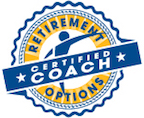 Certified Retirement coach seal
